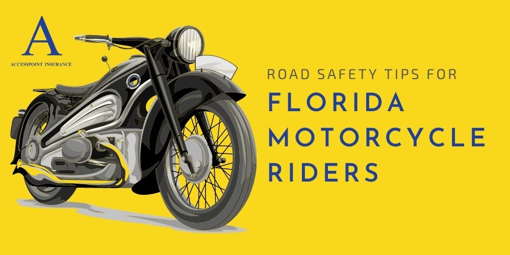 Road Safety Tips for Florida Motorcycle Riders
